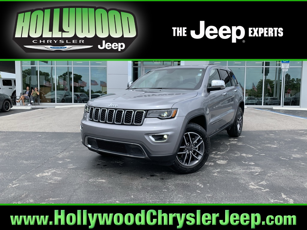Jeep Certified Pre Owned >> Certified Pre Owned 2019 Jeep Grand Cherokee Limited 4d Sport