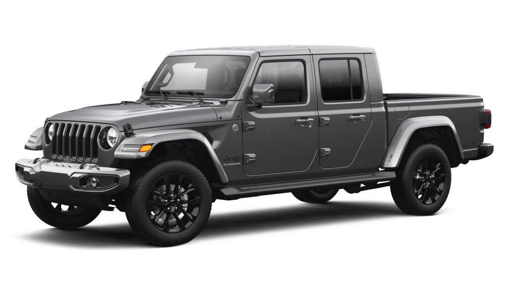 New 2021 JEEP Gladiator Overland
