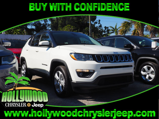 New 2019 JEEP Compass Latitude Plus FWD
