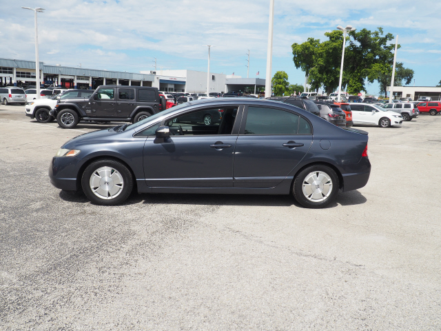 Pre Owned 2006 Honda Civic Hybrid