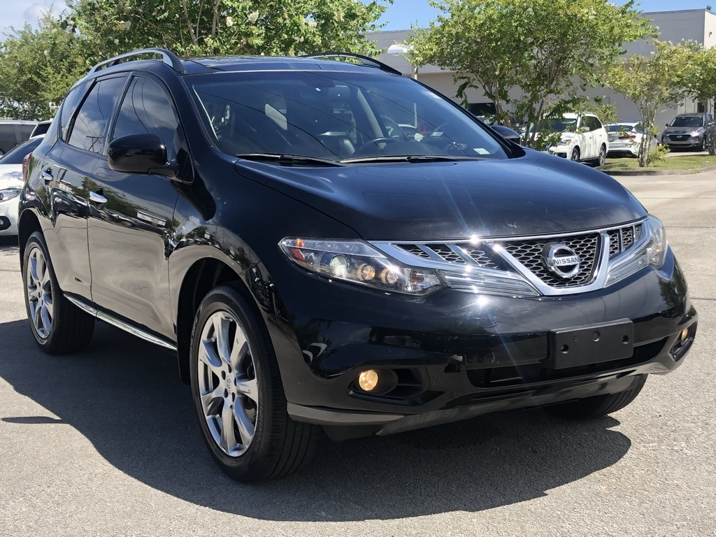 Pre-Owned 2013 Nissan Murano Platinum