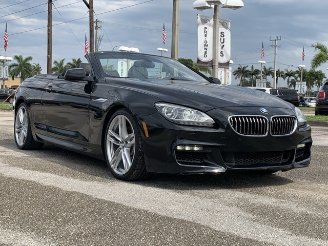 Pre-Owned 2015 BMW 6 Series 640i