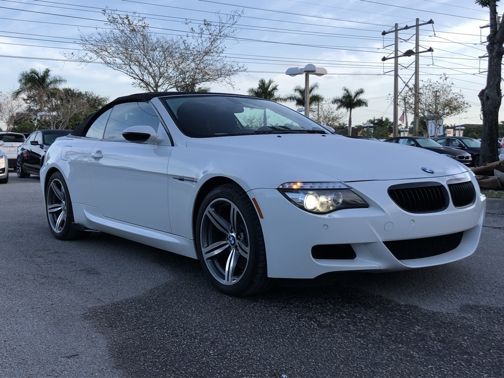 Pre-Owned 2008 BMW M6 Base