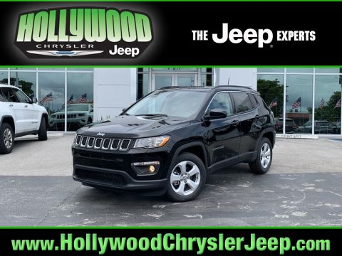 New Jeep Compass in Hollywood | Hollywood Chrysler Jeep